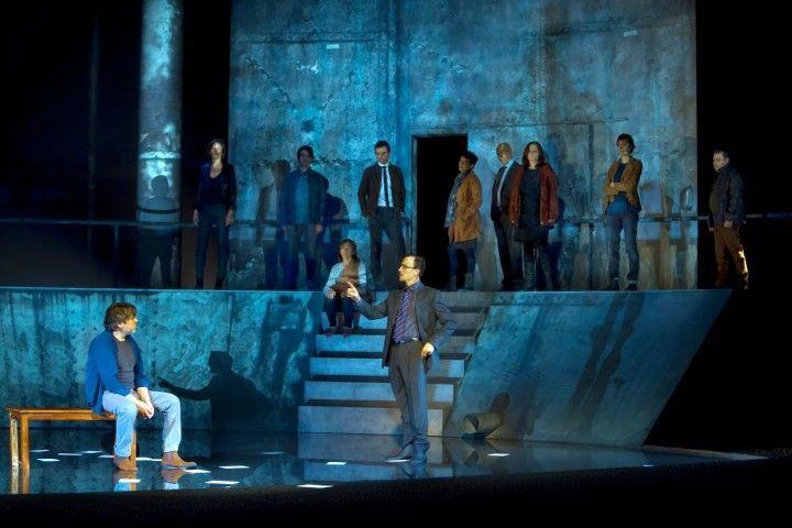 Un enemic de poble - Teatre Lliure - (c) Ros Ribas
