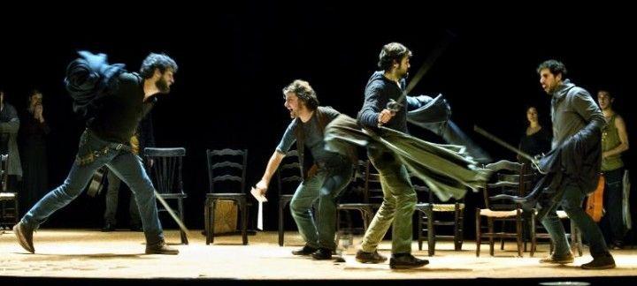 El caballero de Olmedo - Teatre Lliure - (c) Ros Ribas