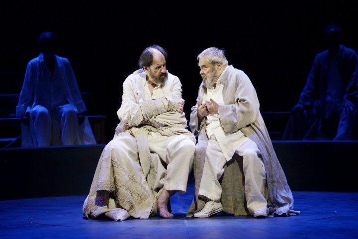 Sócrates. Juicio y muerte de un ciudadano - Teatre Romea - (c) David Ruano