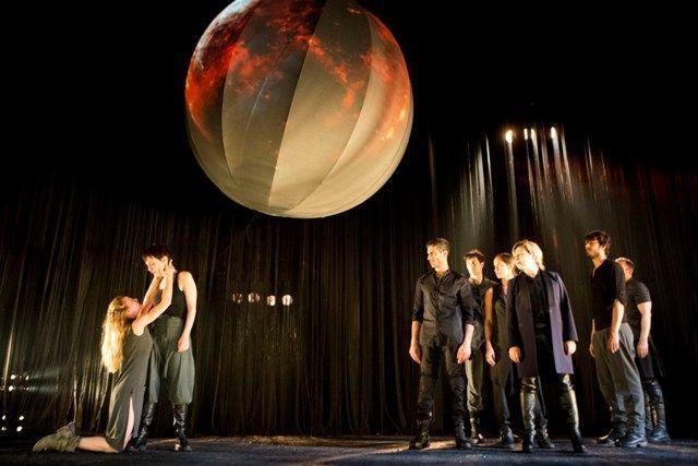 Antígona - Teatro de la Ciudad - (c) Luis Castilla