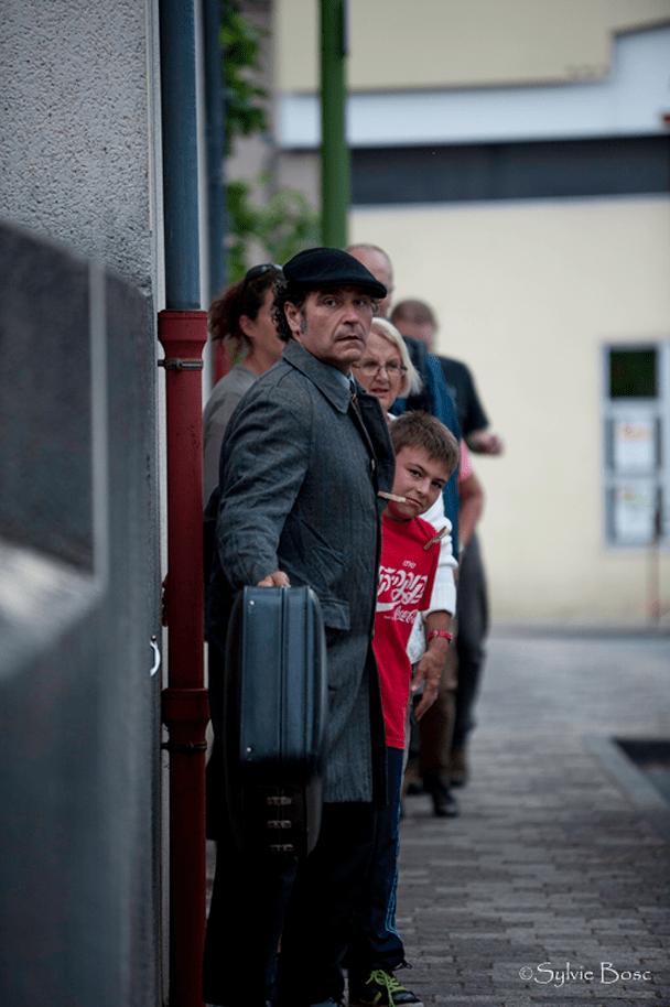 Fugit - Cia. Kamchàtka - © Sylvie Bosc