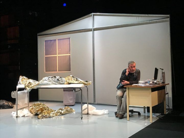 El metge de Lampedusa - (c) Felipe Mena